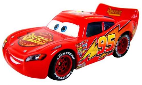 Disney Cars Loose Tar Lightning McQueen Diecast Car [Loose]