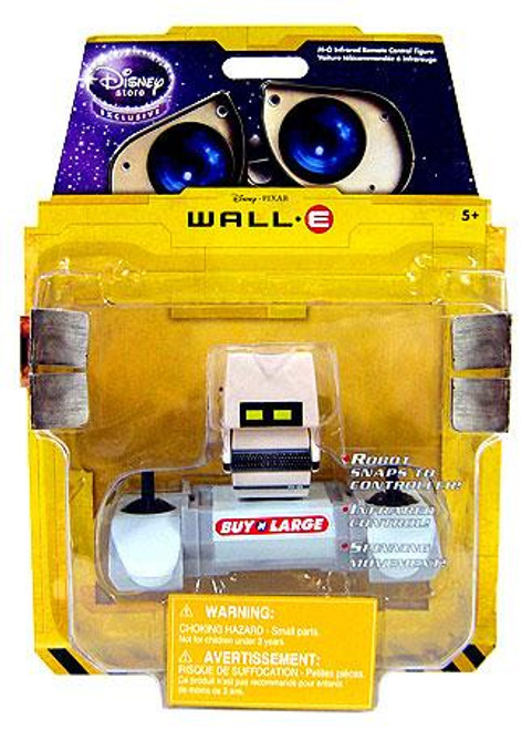 Disney / Pixar Wall-E R/C Mini Figure M-O Exclusive Remote Control Robot