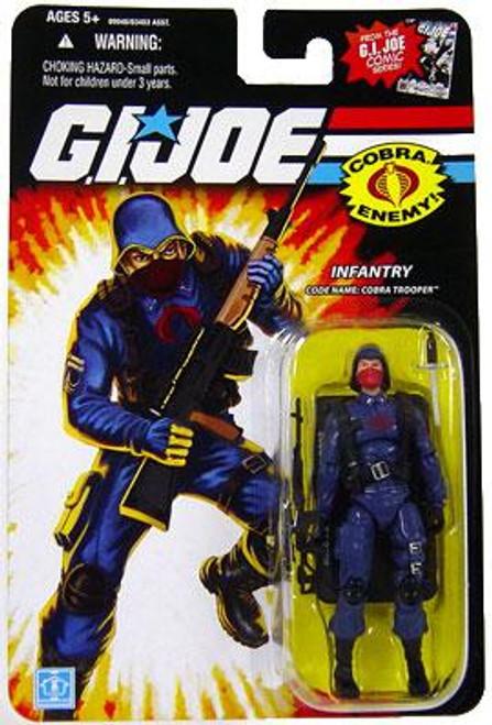 GI Joe Wave 12 Cobra Trooper Action Figure [Red Logo]