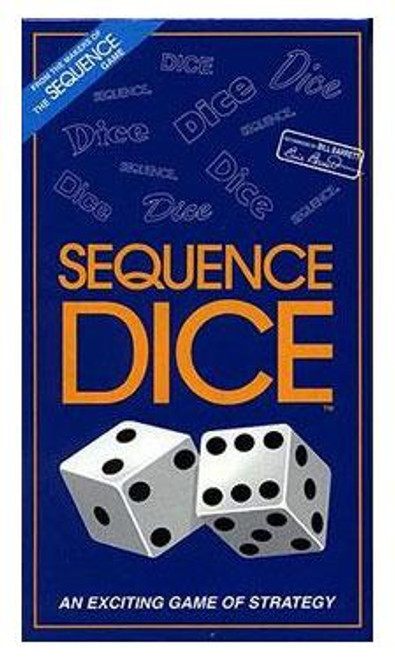 Sequence Dice Board Game