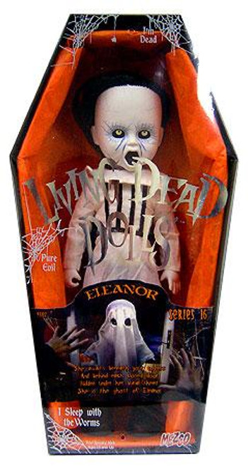Living Dead Dolls Series 16 Eleanor Doll