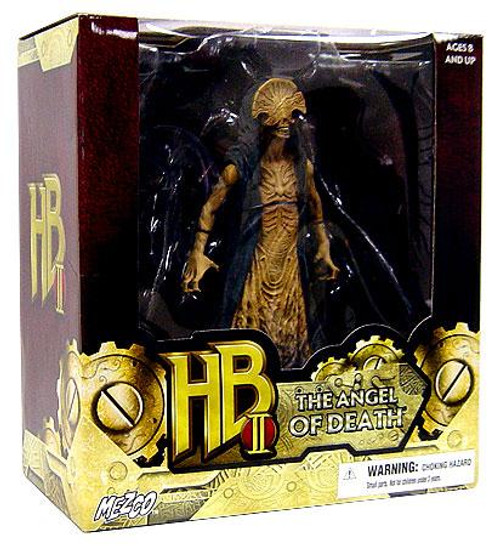 Hellboy 2 The Golden Army The Angel of Death Action Figure