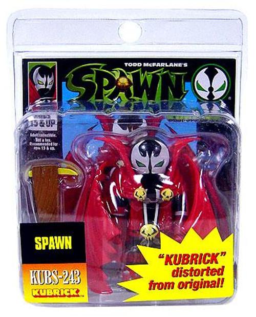 McFarlane Toys Kubrick Spawn Minifigure [Black Uniform]
