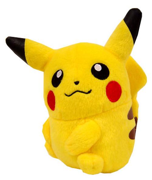 Pokemon Diamond & Pearl 5 Inch Movie Pikachu Plush