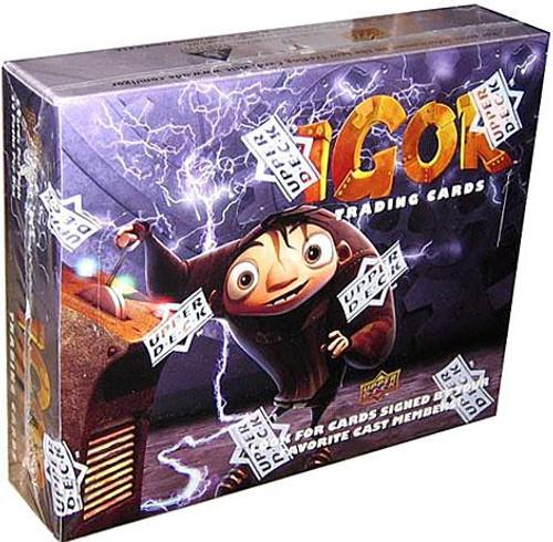 Igor Trading Card Box