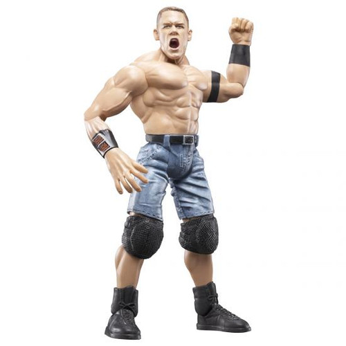 WWE Wrestling Backlash Series 13 John Cena Action Figure