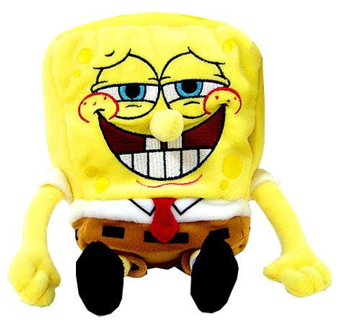 SpongeBob SquarePants 6-Inch Plush [Wide Smile]