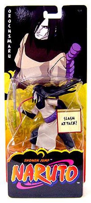 Naruto Orochimaru Action Figure [Slash Attack]