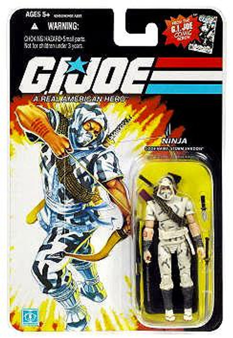 GI Joe Wave 1 Storm Shadow Action Figure