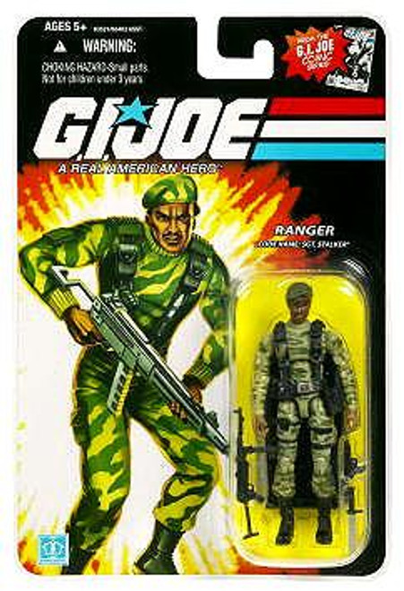 GI Joe Wave 3 Sgt. Stalker Action Figure