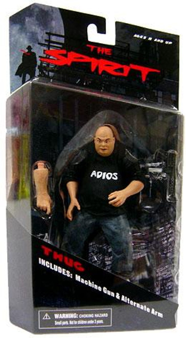 The Spirit Series 1 Thug Action Figure