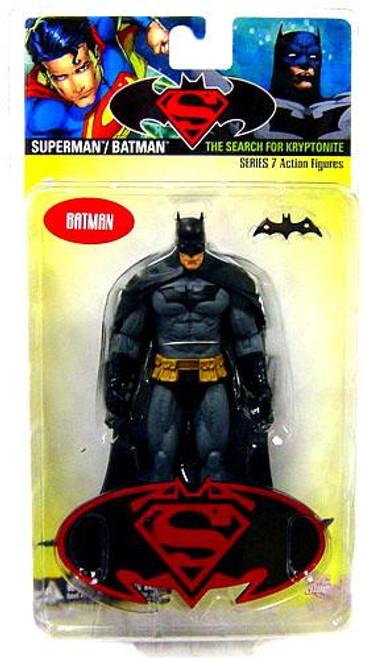 Superman Batman Series 7 The Search for Kryptonite Batman Action Figure