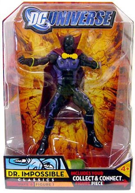 DC Universe Classics Wave 6 Dr. Impossible Action Figure #1