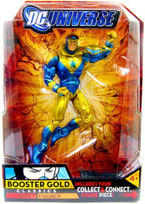 DC Universe Classics Wave 7 Booster Gold Action Figure #4 [Collar]