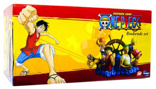 One Piece Bookend Statue