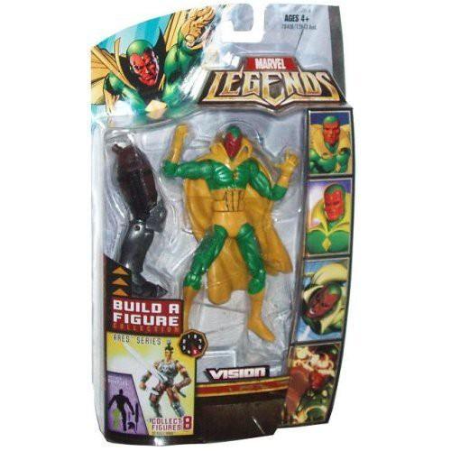 Marvel Legends Ares Build a Figure Vision Exclusive Action Figure
