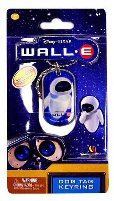 Disney / Pixar Wall-E Eve Dog Tag Keyring
