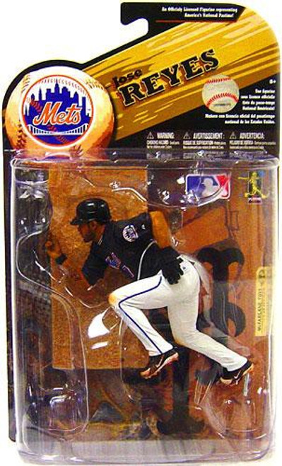 McFarlane Toys MLB New York Mets Sports Picks Series 25 Jose Reyes Action Figure