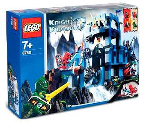 LEGO Knights Kingdom Citadel of Orlan Set #8780