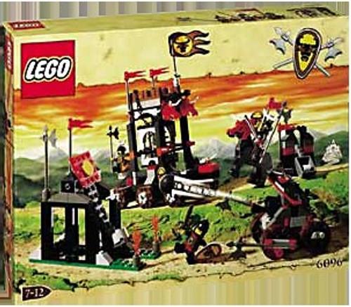 LEGO Knights Kingdom Bull's Attack Set #6096
