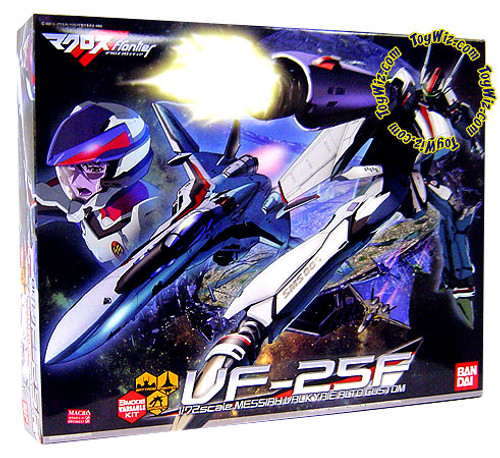 Macross Transformable VF-25F Messiah Valkyrie Alto 1/7 Model Kit [Custom]