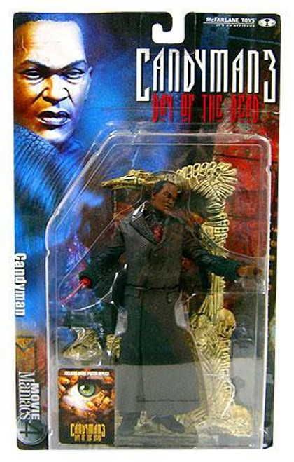 McFarlane Toys Candyman 3: Day of the Dead Movie Maniacs Series 4 Candyman Action Figure