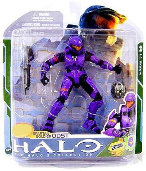 McFarlane Toys Halo 3 Series 5 Spartan Soldier ODST Exclusive Action Figure [Violet]