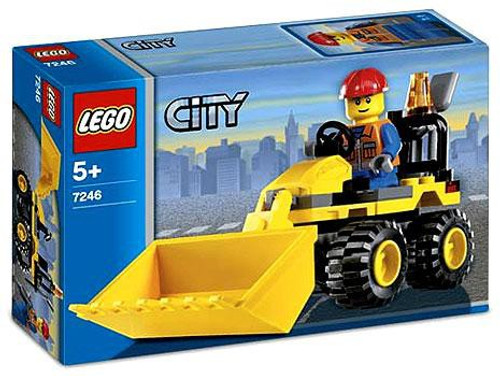 LEGO City Mini Digger Set #7246