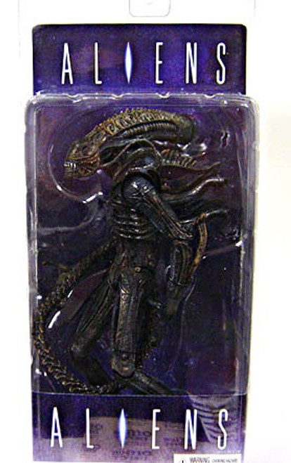 NECA Aliens Cult Classics Xenomorph Action Figure [Alien Warrior ]
