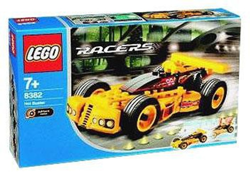 LEGO Racers Hot Buster Set #8382
