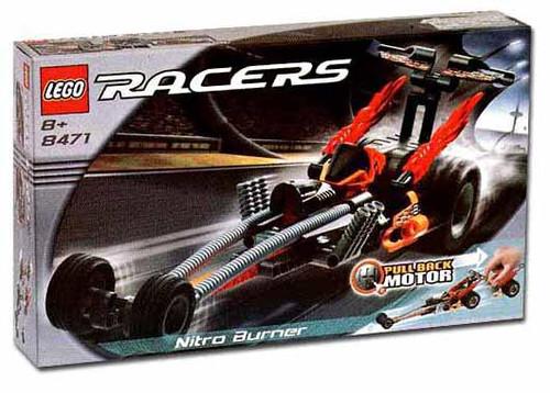 LEGO Racers Nitro Burner Set #8471