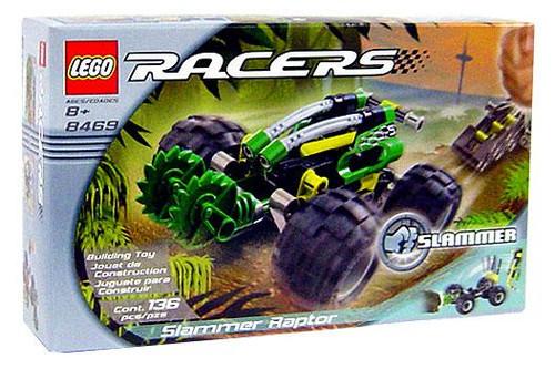 LEGO Racers Slammer Raptor Set #8469