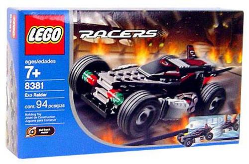 LEGO Racers Exo Raider Set #8381