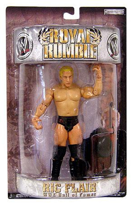 WWE Wrestling Pay Per View Royal Rumble 2008 Ric Flair Action Figure