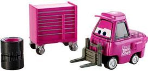 Disney Cars Loose Tank Coat Pitty Diecast Car [Loose]