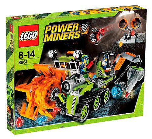 LEGO Power Miners Crystal Sweeper Set #8961