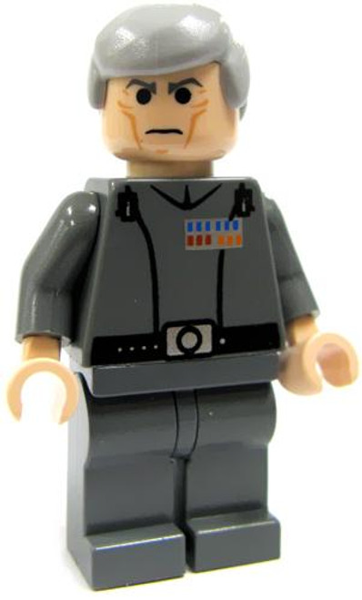 LEGO Star Wars Loose Grand Moff Tarkin Minifigure [Loose]