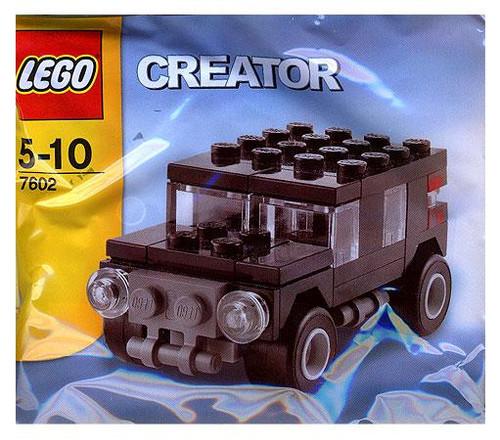 LEGO Creator Hummer Truck Mini Set #7602 [Bagged]