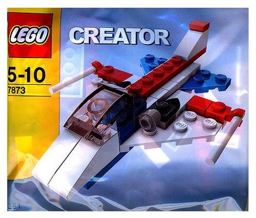 LEGO Creator Jet Plane Mini Set #7873 [Bagged]