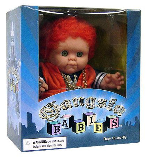 Gangsta Babies Benjino Doll