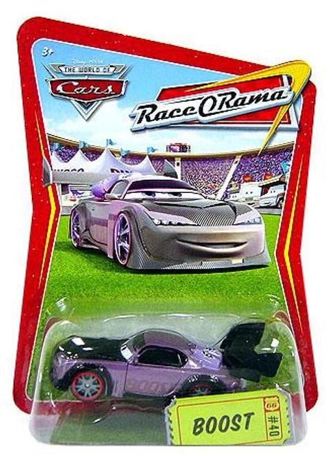 Disney Cars The World of Cars Race-O-Rama Boost Diecast Car #40