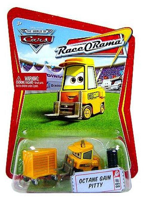 Disney Cars The World of Cars Race-O-Rama Octane Gain Pitty Diecast Car #68 [Dudley Spare]