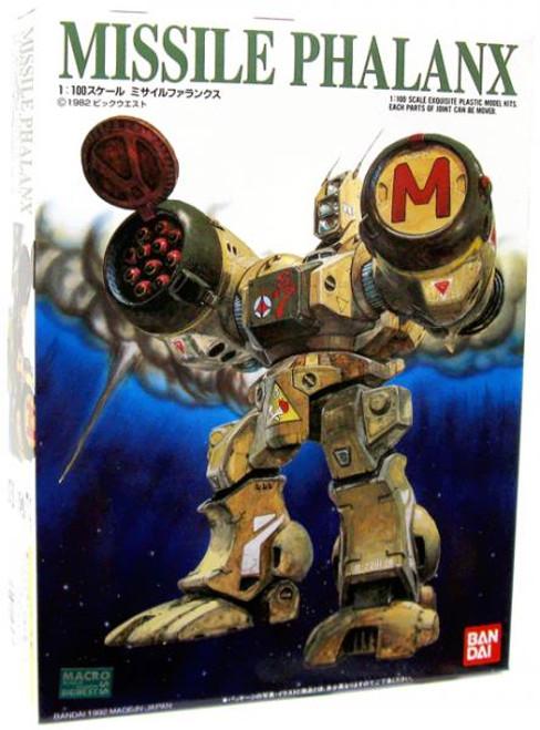 Macross Missile Phalanx 1/100 Model Kit