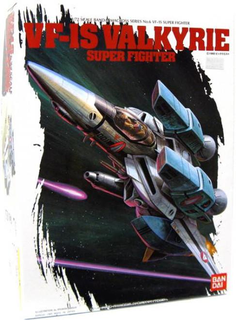 Macross VF-1S Valkyrie Super Fighter 1/7 Model Kit