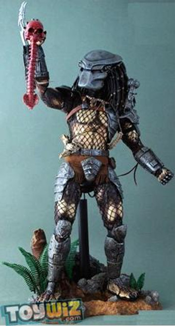 Predator Movie Masterpiece Jungle Hunter 1/6 Collectible Figure