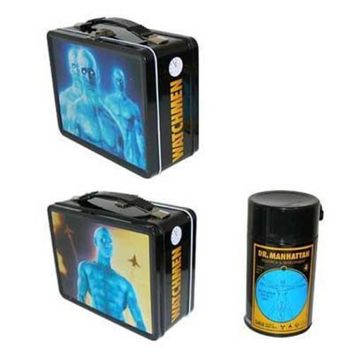 NECA Watchmen Dr. Manhattan Lunch Box