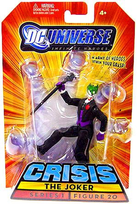 DC Universe Crisis Series 1 The Joker Action Figure #20