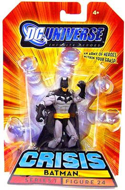 DC Universe Crisis Series 1 Batman Action Figure #24