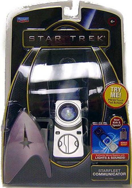 Star Trek 2009 Movie Starfleet Communicator Roleplay Toy