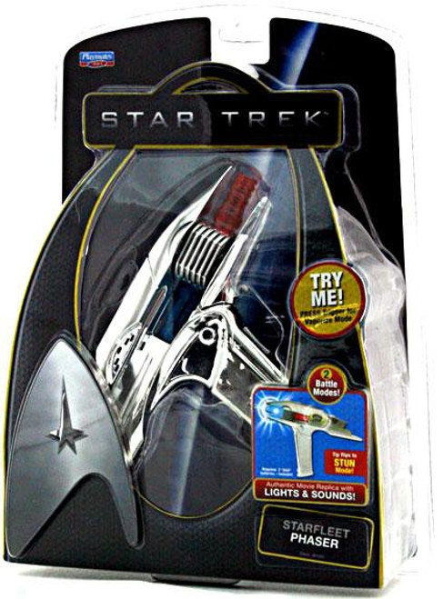 Star Trek 2009 Movie Starfleet Phaser Roleplay Toy